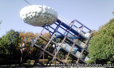 浮き雲の桟橋